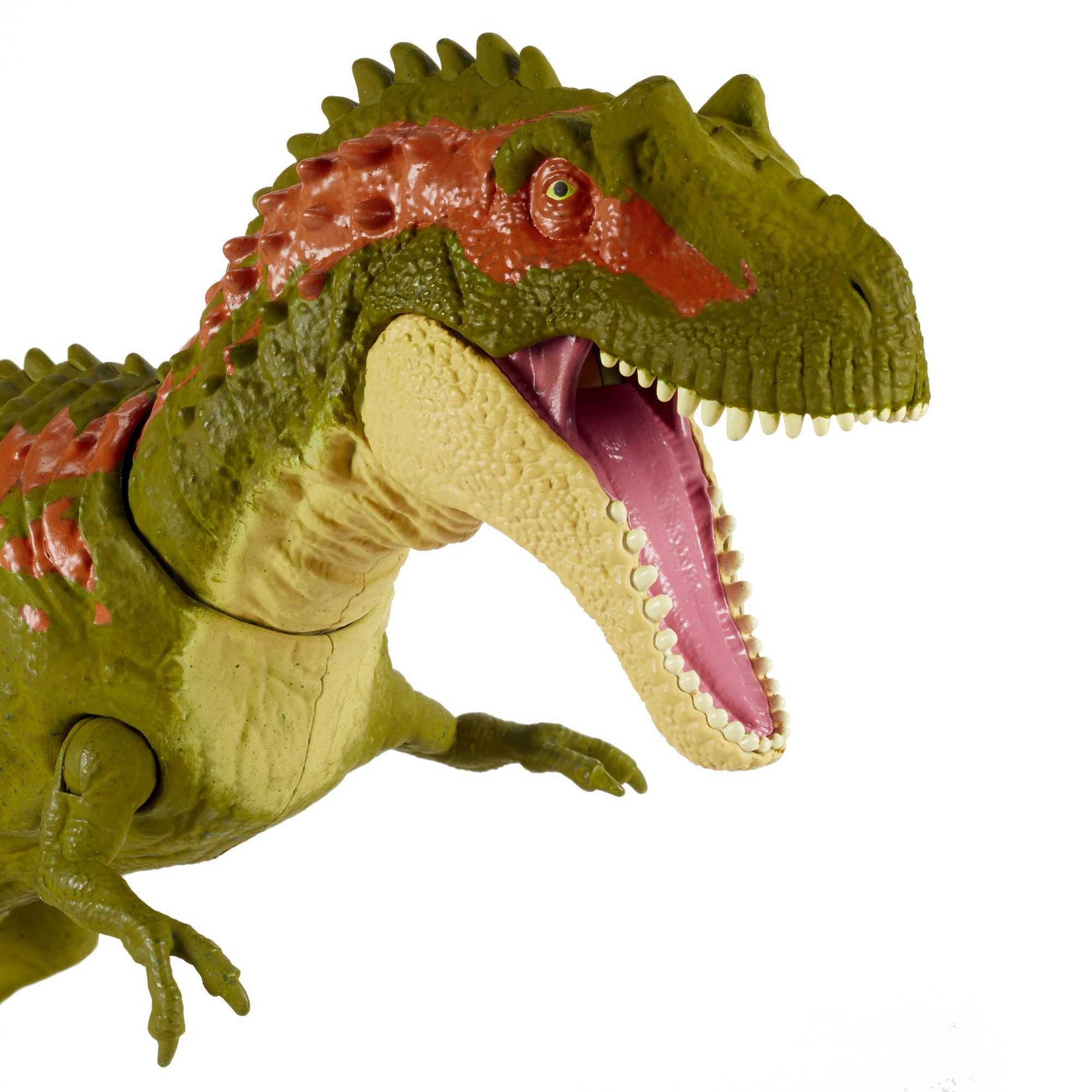 Jurassic World: Mega szczęki - Albertozaur (GJP32/GVG67)