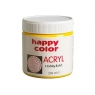 Farba akrylowa 250 ml - żółta (353566)