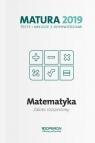 Matematyka Matura 2019 Testy i arkusze Zakres rozszerzony