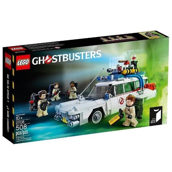 LEGO Ghostbusters Ecto 1