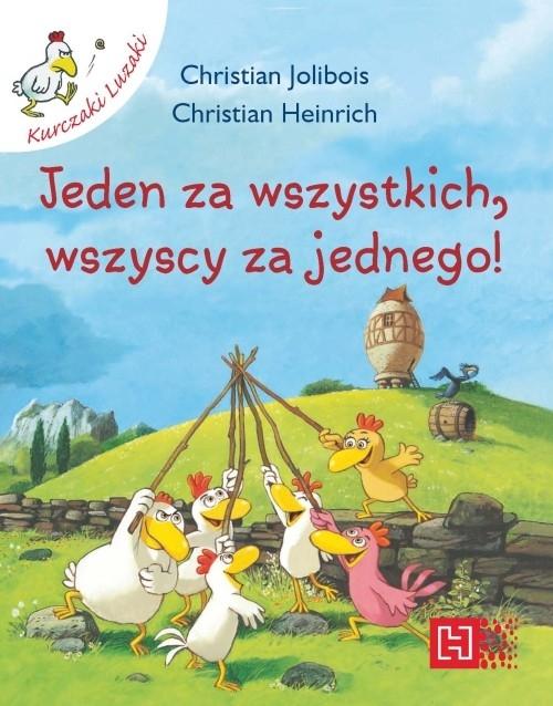 Jeden za wszystkich wszyscy za jednego Jolibois Christian, Heinrich Christian
