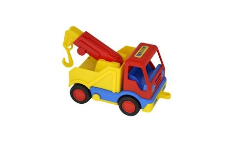 Basics samochód-ewakuator (w siatce) (9593)