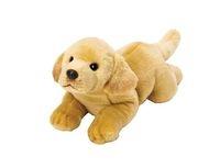 Suki, Labrador Żółty leżący 35 cm (12059)