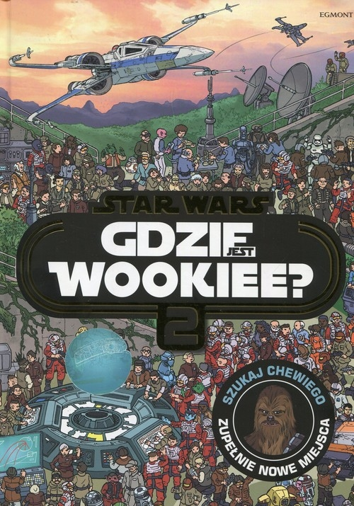 Star Wars. Gdzie jest Wookiee. Tom 2 Pallant Katrina