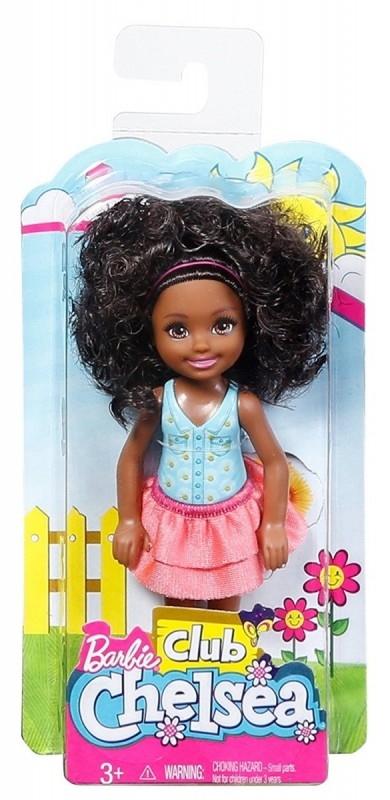 Barbie Chelsea i Przyjaciółki Kwiaty (DWJ33/DWJ35)