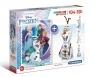 Puzzle 104 + model 3D: Frozen