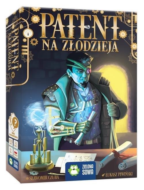 Patent na złodzieja Czuba Sławomir