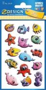 Naklejki dla dzieci - rybki 3D (53159)