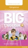 Big English 3 Pupils MyEngLab AccessCodeCard Mario Herrera, Christopher Sol Cruz