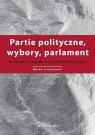 Partie polityczne, wybory, parlament. Wybrane zagadnienia konstytucyjne Jarentowski Marek