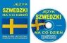 Język szwedzki na co dzień z płytą CDMini kurs językowy. Rozmówki