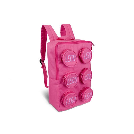 LEGO Brick Plecak Różowy (851950)