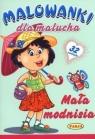 Mała modnisia Malowanki dla malucha
