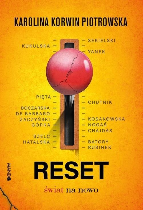 Reset. Korwin-Piotrowska Karolina
