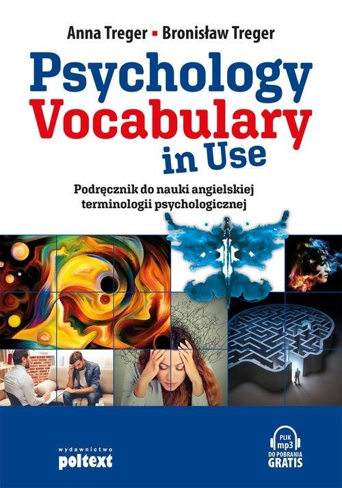 Psychology Vocabulary in Use Treger Anna, Treger Bronisław