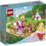 Lego Disney Princess: Królewska karoca Aurory (43173)