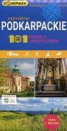 Województwo Podkarpackie 101 atrakcji turystycznych 1:200 000