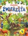 Zwierzęta Puzzle