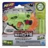 Wyrzutnia Nerf Microshots Crosscut (E0489/E3001)