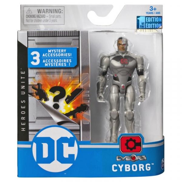 Figurka DC Universe Cyborg (6056331/20123843)