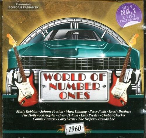 World of number ones 1960 cz1 (CDMTJ17059)