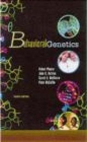 Behavioral Genetics 4e Peter McGuffin, Gerald E. McClearn, Robert Plomin