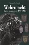 Wehrmacht. Tarcze naramienne 1940-1945