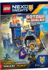 Lego Nexo Knights Gotowi do walki! LND-801