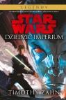 Star Wars Thrawn Dziedzic Imperium Tom 1