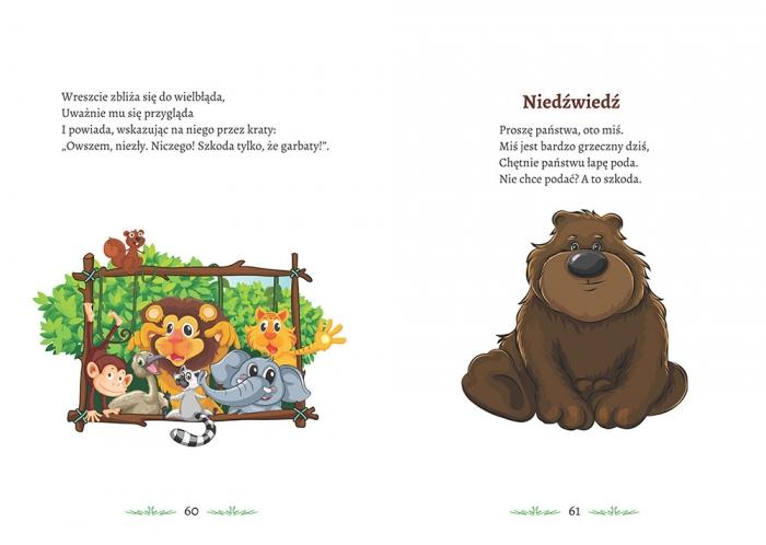 Jan Brzechwa Najpiękniejsze Wiersze Dla Dzieci Kolorowe