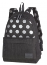 Coolpack - Street - Plecak - Silver Dots/Grey (84595CP)