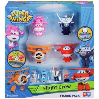 Super Wings - zestaw latająca załoga