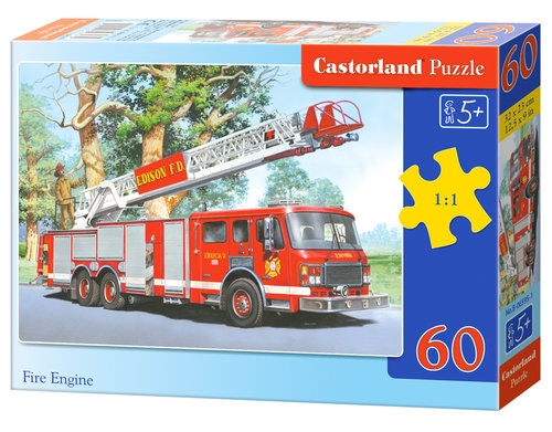 Puzzle 60: Fire Engine (06595)