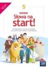NOWE Słowa na start! 5. Podręcznik do języka polskiego dla klasy piątej szkoły podstawowej
