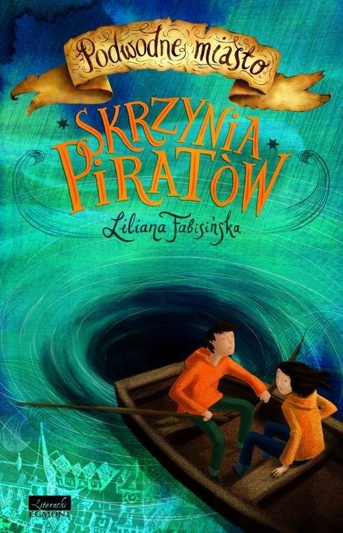 Skrzynia piratów Fabisińska Liliana