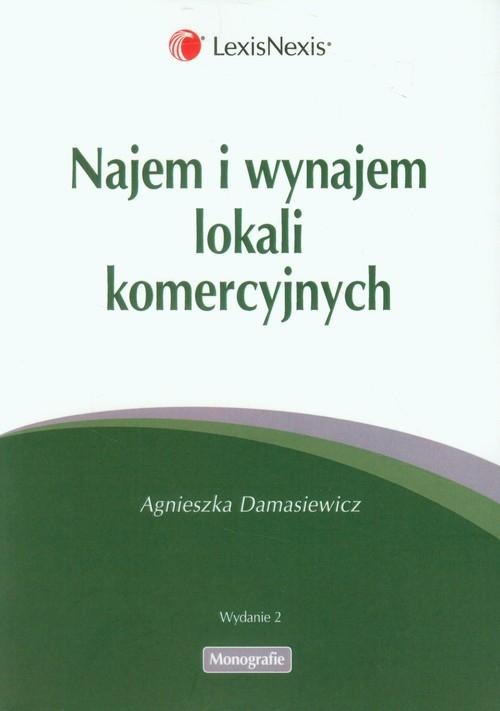 Najem i wynajem lokali komercyjnych Damasiewicz Agnieszka