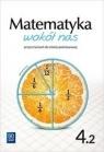 Matematyka wokół nas. Klasa 4. Szkoła podstawowa. Ćwiczenia Helena Lewicka, Marianna Kowalczyk