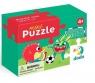 Puzzle Mini 35: Słodkie potworki (DOP300282)