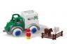 Auto transport konia z figurkami (045-1259)