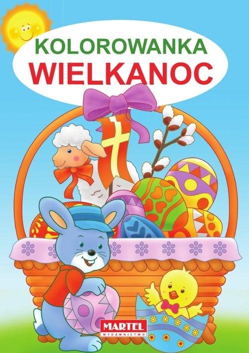 Kolorowanka Wielkanoc Żukowski Jarosław