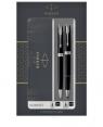 Zestaw Parker: Sonnet Duo Czarny CT, pióro kulkowe i długopis (P-2093259)