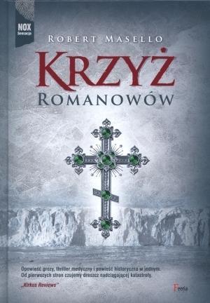 Krzyż Romanowów Masello Robert