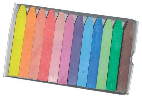 Kreda kolorowa 12 sztuk