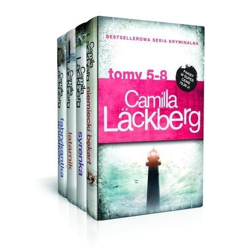 Niemiecki bękart / Syrenka /Latarnik /Fabrykantka aniołków Lackberg Camilla