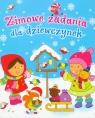 Zimowe zadania dla dziewczynek