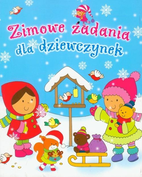 Zimowe zadania dla dziewczynek Wiśniewska Anna, Wiśniewski Krzysztof Michał