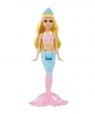 Barbie mini Syrenki niebiesko-różowa