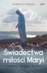 Świadectwa miłości Maryi