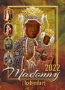 Kalendarz 2022 Ścienny wieloplanszowy Madonny
