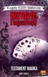 Przygody Jessiki Bannister. Historie z dreszczykiem. Tom 3. Testament magika